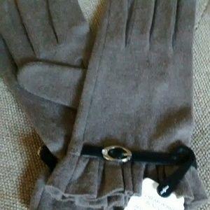 Brand new acrylic gloves